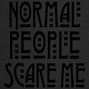 Normal People Scare Me T-Shirts - Kochschürze