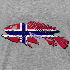 Norway Fishing Pullover & Hoodies - Männer Premium T-Shirt