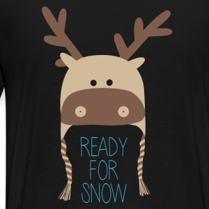 Sweet Ready for snow - T-shirt Premium Homme