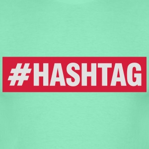 Hashtag Sweat-shirts - T-shirt Homme
