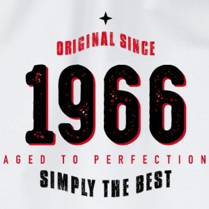 original since 1966 simply the best 50th birthday - Turnbeutel