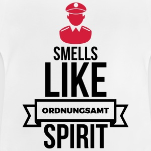 Smells Like Ordnungsamt Spirit Sweatshirts - Baby T-shirt