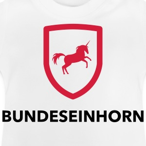Federal Unicorn Shirts met lange mouwen - Baby T-shirt