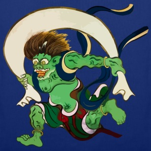 Fuujin - God of Wind Felpe - Borsa di stoffa
