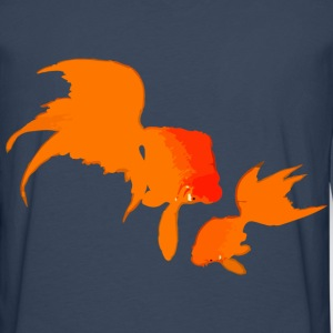 Japanese Gold Fishes Hoodies & Sweatshirts - Men's Premium Longsleeve Shirt