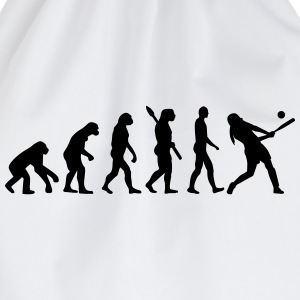 Evolution Softball T-Shirts - Turnbeutel