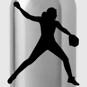 Softball T-Shirts - Trinkflasche