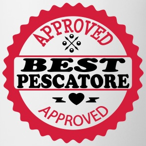 Approved best pescatore Camisetas - Taza
