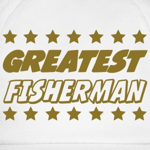 Greatest fisherman T-Shirts - Baseball Cap