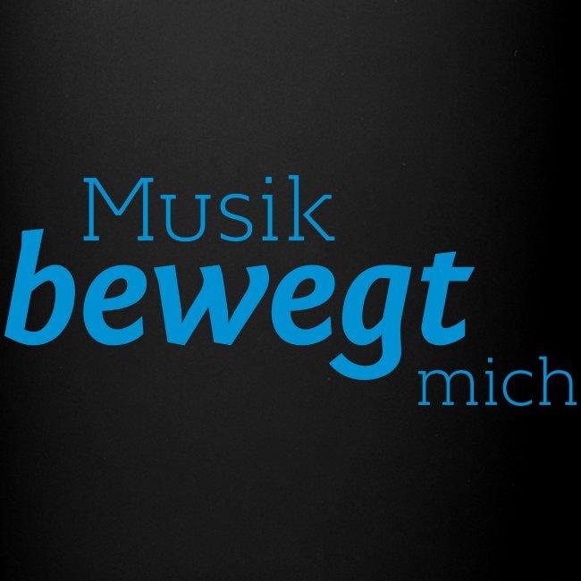 Musik bewegt mich