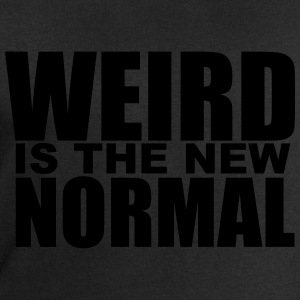 Weird is the new Normal T-Shirts - Men's Sweatshirt by Stanley & Stella