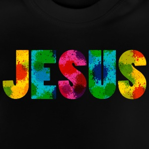 Jesus - Colourful T-Shirts - Baby T-Shirt