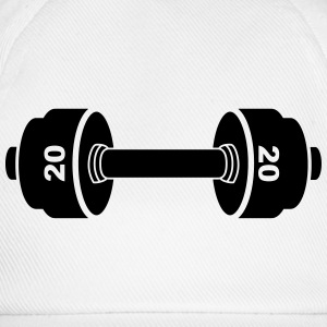 weights T-Shirts - Baseball Cap