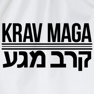 krav maga T-Shirts - Drawstring Bag