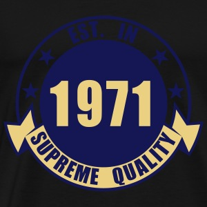 1971 Supreme Sweats - T-shirt Premium Homme
