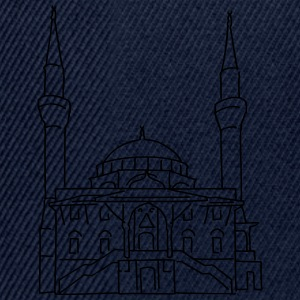 Sehitlik Mosquée Berlin Tee shirts - Casquette snapback