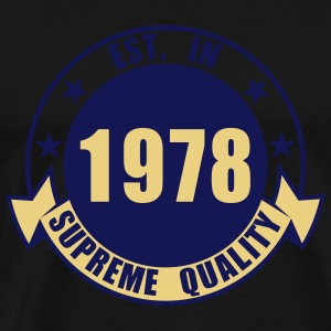 1978 Supreme Sweat-shirts - T-shirt Premium Homme