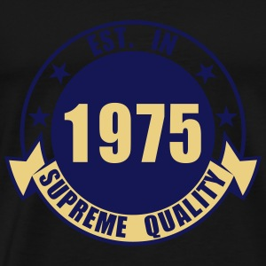 1975 Supreme Topper - Premium T-skjorte for menn