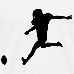 Football player Sportbekleidung - Männer Premium T-Shirt
