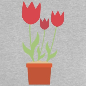 Red tulips Shirts - Baby T-Shirt