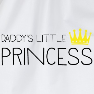 Daddy's little Princess T-Shirts - Turnbeutel