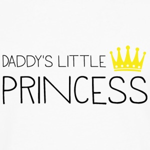 Daddy's little Princess T-Shirts - Männer Premium Langarmshirt