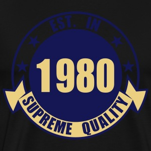 1980 Supreme Sweat-shirts - T-shirt Premium Homme