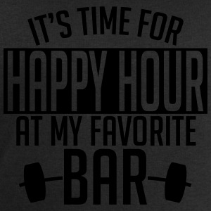 it's time for happy hour at my favorite bar A 1c Topper - Sweatshirts for menn fra Stanley & Stella