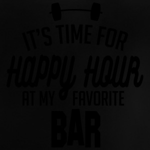 it's time for happy hour at my favorite bar C 1c T-Shirts - Baby T-Shirt