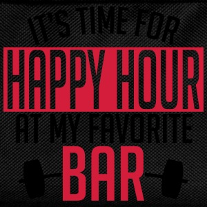 it's time for happy hour at my favorite bar A 2c Tops - Rugzak voor kinderen