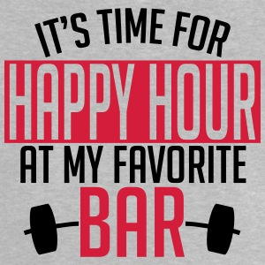 it's time for happy hour at my favorite bar A 2c Tee shirts - T-shirt Bébé