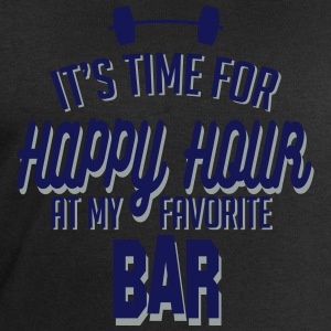 it's time for happy hour at my favorite bar C 2c T-shirts - Sweatshirt herr från Stanley & Stella