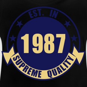 1987 Supreme Hoodies - Baby T-Shirt