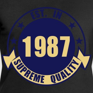 1987 Supreme  Aprons - Men's Sweatshirt by Stanley & Stella
