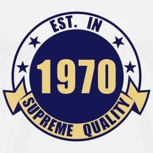 1970 Supreme Hoodies - Men's Premium T-Shirt