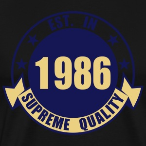 1986 Supreme Tabliers - T-shirt Premium Homme