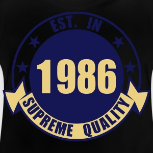 1986 Supreme Sweats - T-shirt Bébé