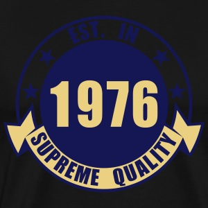 1976 Supreme  Aprons - Men's Premium T-Shirt