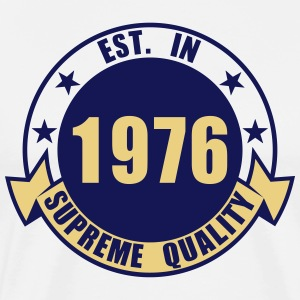 1976 Supreme Sweat-shirts - T-shirt Premium Homme
