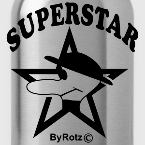Pa Rotz Superstar - Trinkflasche