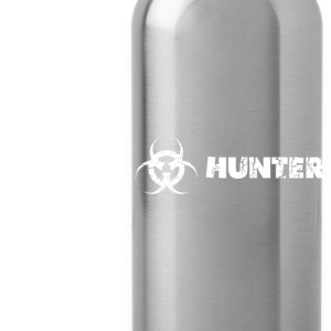 Zombie Hunter T-Shirts - Trinkflasche