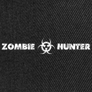 Zombie Hunter T-Shirts - Snapback Cap