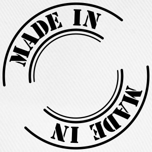 made in T-shirts - Baseballcap