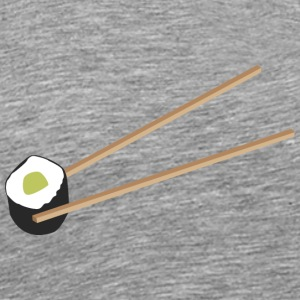 Sushi Roll met stokjes Sweaters - Mannen Premium T-shirt