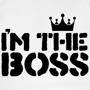 im the boss T-Shirts - Baseball Cap