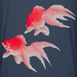 Japanese Gold Fishes 2 Hoodies & Sweatshirts - Men's Premium Longsleeve Shirt