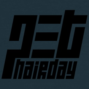 Pet hairday Petten & Mutsen - Mannen T-shirt