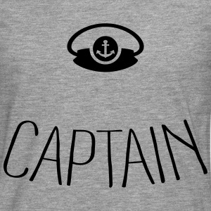 Captain Sweat-shirts - T-shirt manches longues Premium Homme