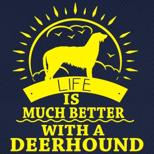 Deerhound T-shirts - Basebollkeps