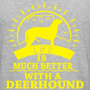 Deerhound Hoodies & Sweatshirts - Men's Slim Fit T-Shirt